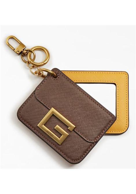 CARD CASE KEYRING GUESS | Portacarte | RW7394P1401BOC