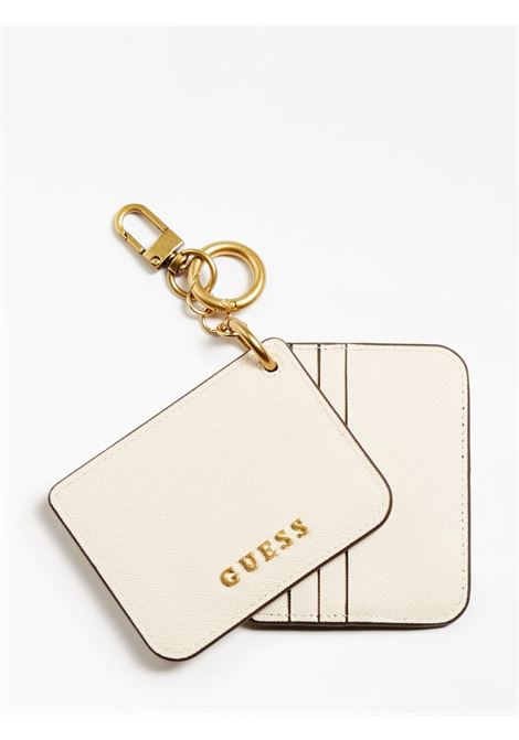 CARD CASE KEYRING GUESS | Portacarte | RW7394P1401BSE