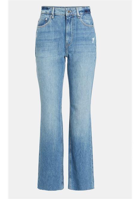 GUESS | Trousers | W1YA33D3Y0GSTWY