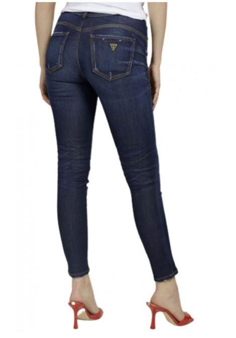 SHAPE UP GUESS | Jeans | W1YA34D4EM1GDAG