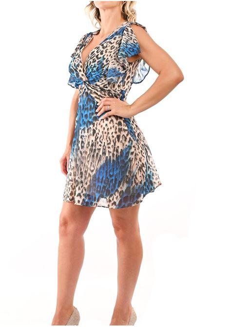 LANA DRESS GUESS | Dress | W1YK0VWDW52P76Y