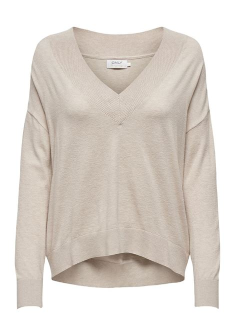 ONLY | Jersey | 15236052PUMICE STONE