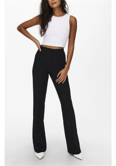 ONLY | Trousers | 15238515BLACK