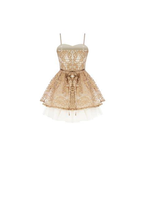 RINASCIMENTO | Dress | CFC0104885003BRONZO
