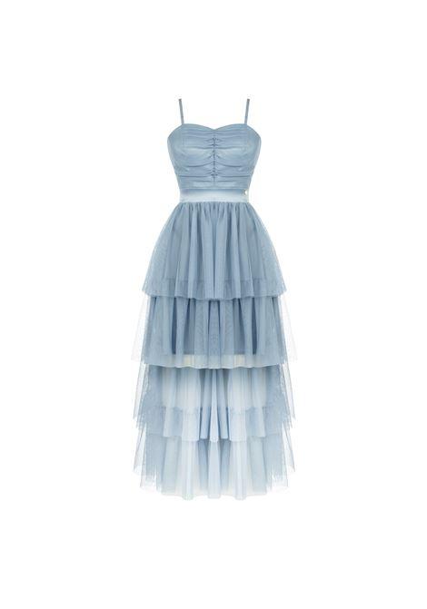 TULLE DRESS RINASCIMENTO | Dress | CFC0104888003AZZURRO