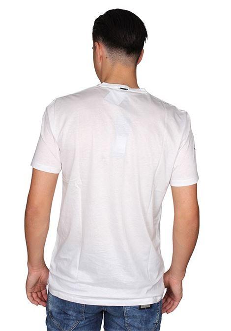 the black stripes ANTONY MORATO | T-shirt | MMKS00917-FA1000641006