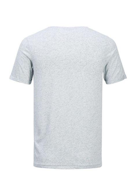 JPRRANDY TEE SS CREW NECK STS JACK&JONES | T-shirt | 12106336GRAYMIST