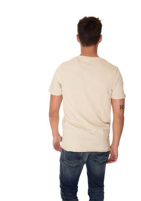 JORSPLATTERED TEE SS CREW NECK JACK&JONES | T-shirt | 12116997RAINYDAY