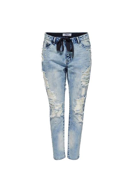 LIMA DESTROY PEARL ONLY | Jeans | 15114254LIGHTBLUEDENIM