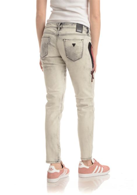 Jeans donna Guess GUESS | Jeans | W81043D2C92ACCD