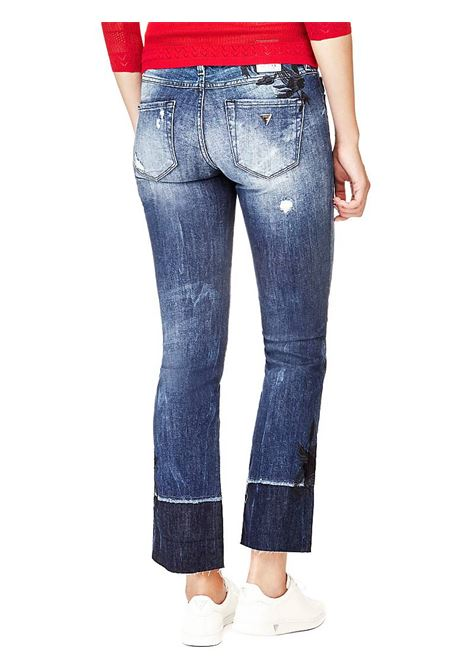 JEANS GUESS GUESS | Jeans | W82A31D1H4TBSB1