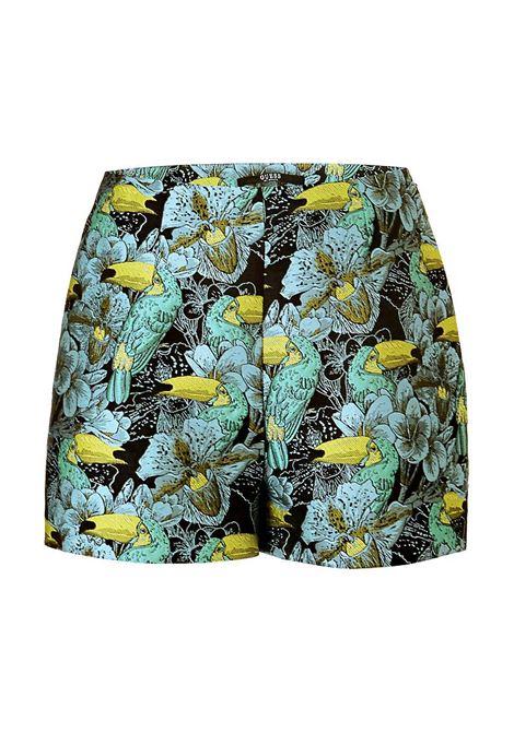 PANTALONCINO GUESS GUESS | Shorts | W82D13W9XM0F362