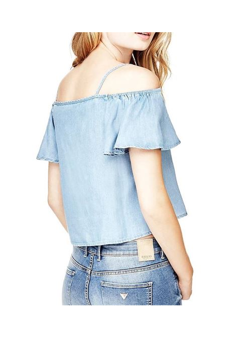 TOP GUESS GUESS | Top | W82H00D2GZ0SSEW