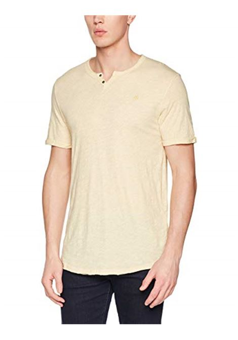 JORCOLLECTIVE TEE SS CREW NECK JACK&JONES | T-shirt | 12131695OCHRE