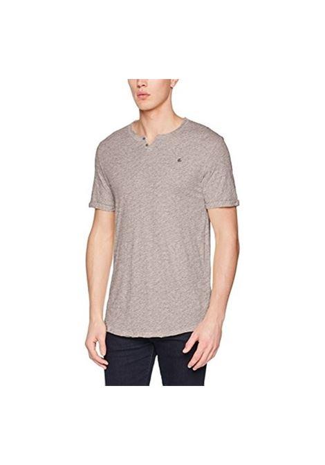 JORCOLLECTIVE TEE SS CREW NECK JACK&JONES | T-shirt | 12131695RAISIN
