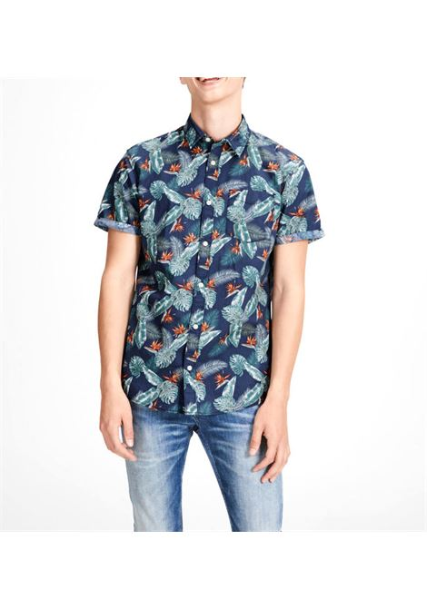 JACK&JONES | Shirt | 12134553TOTALECLIPSE