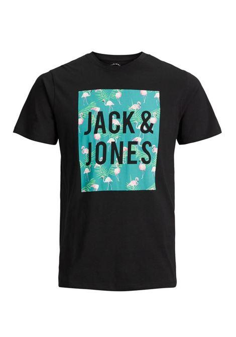 JORENZO TEE SS CREW NECK JACK&JONES | T-shirt | 12138057TAPSHOE