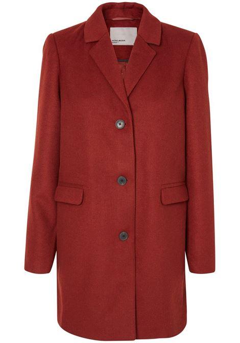 VERO MODA | Coat | 10159252FIREDBRICK
