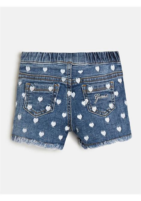 GUESS | Shorts | A01D10D3XJ0BROY