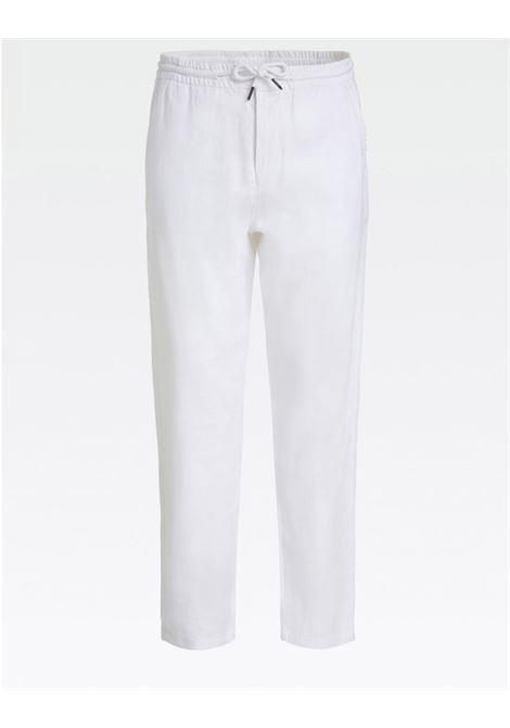 MICK COULISSE GUESS | Pantaloni | M02B36WCR01TWHT