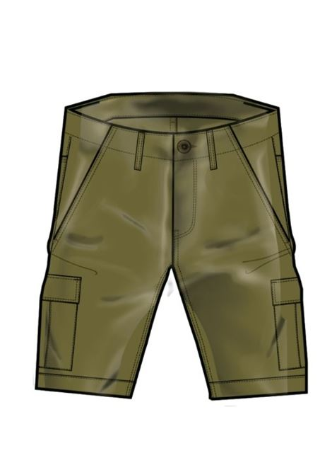 BEN SHORT GUESS | Pantaloni | M02D17WCRK1G896