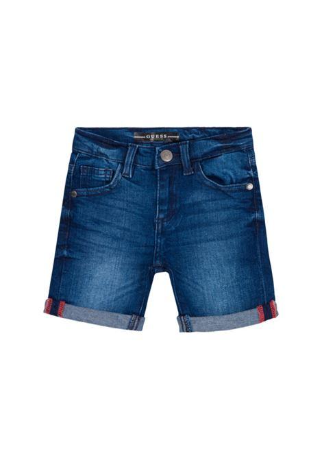 GUESS | Trousers | 34491729DSBA
