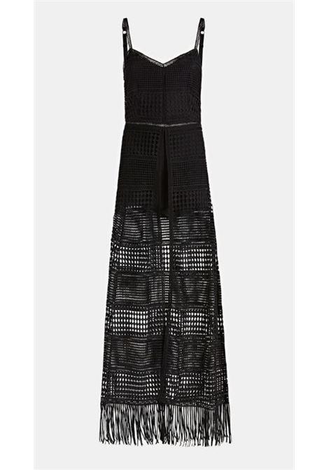 GUESS | Dress | W0GK32WCTN0JBLK
