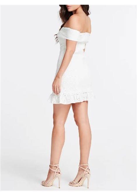 GUESS | Dress | W0GK57WCTS0TWHT