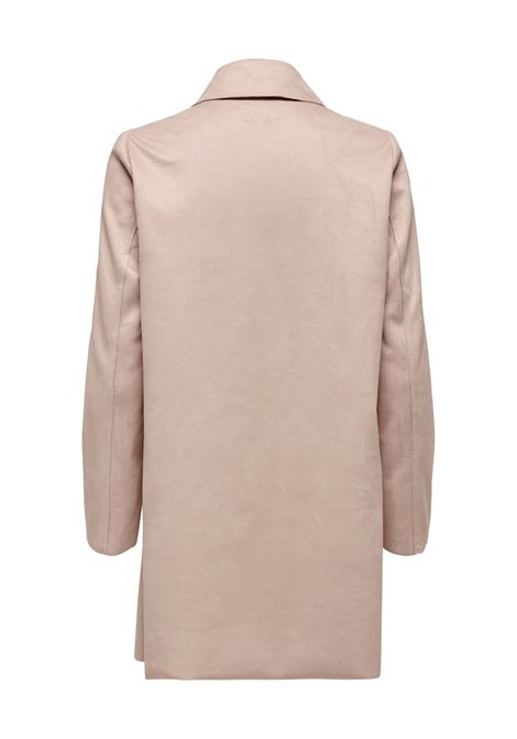 ONL MOLLY FAUX SAUDE ONLY   Giacca   15193887ROSESMOKE