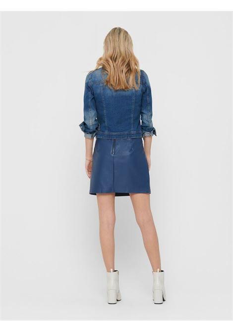 ONLY | Skirt | 15194792DARKDENIM