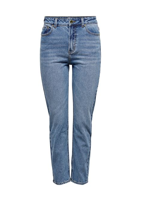 ONLEMILY HW STRAIGHT AKLE MAE0012 ONLY | Jeans | 15195573MEDIUMBLUEDENIM