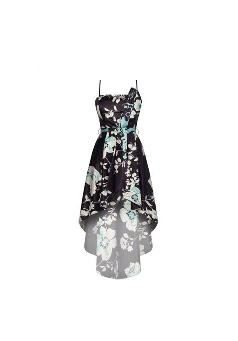 DRESS C/CODA RINASCIMENTO | Dress | CFC0017163002GREEN