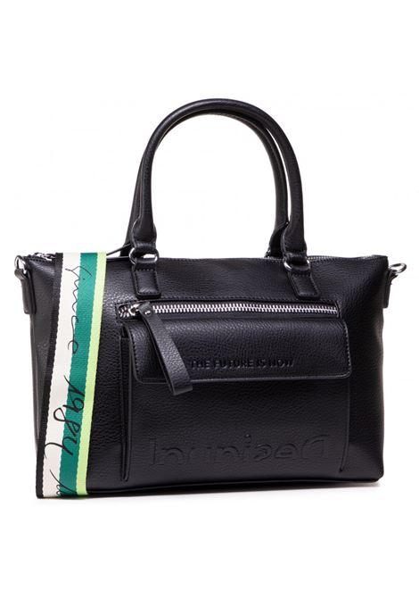 BOLS EMBOSSED HALF LOGO PADUA DESIGUAL | Bag | 21SAXPB22000