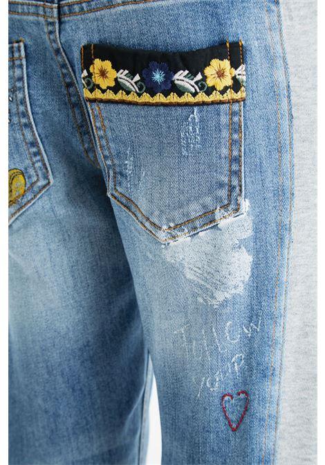 DENIM AMBAR DESIGUAL | Trousers | 21SGDD015098
