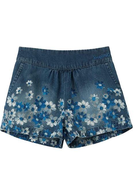 DENIM CORAL DESIGUAL | Trousers | 21SGDD105053