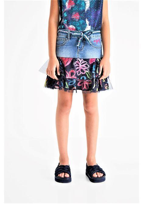 DESIGUAL | Skirt | 21SGFD025053