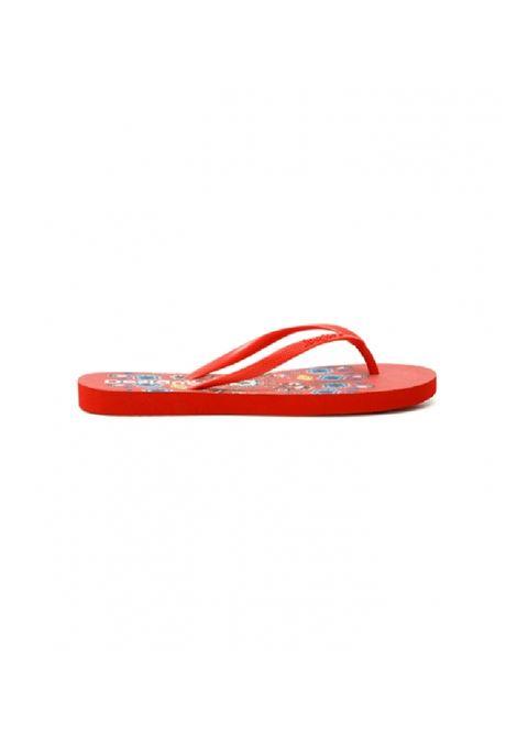 SHOES FLIP FLOP BUTTERFLY DESIGUAL | Flip-flops | 21SSHP063000