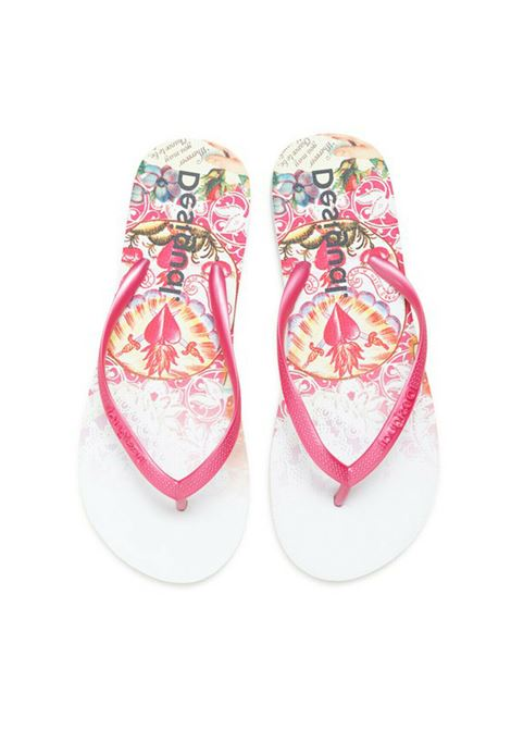 DESIGUAL | Flip-flops | 21SSHP103062