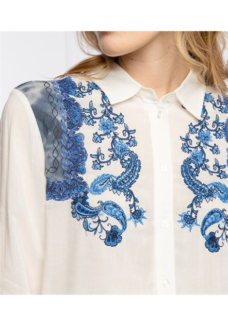 DESIGUAL | Shirt | 21SWCW901000