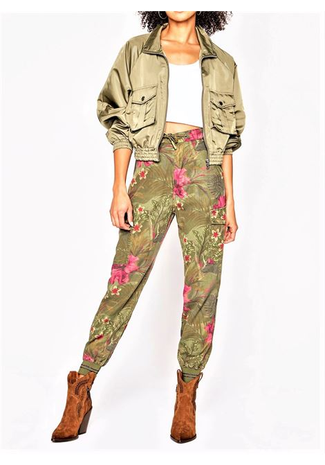 DESIGUAL | Trousers | 21SWPN134128