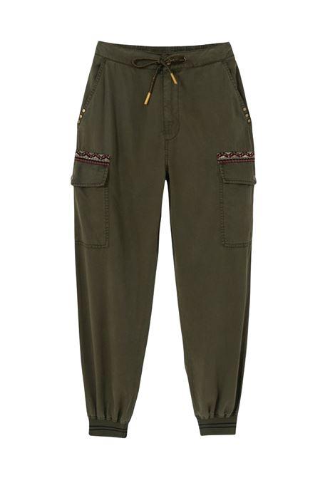 DESIGUAL | Trousers | 21SWPN184003