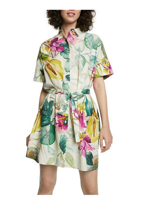 DESIGUAL | Dress | 21SWVWA24008