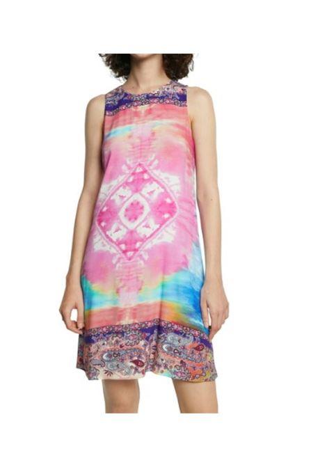 DESIGUAL | Dress | 21SWVWAV3044