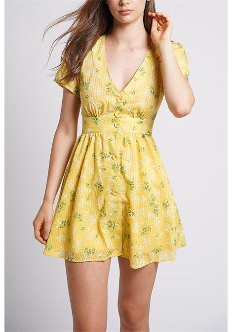 GOA GOA | Dress | 111005SULPHUR