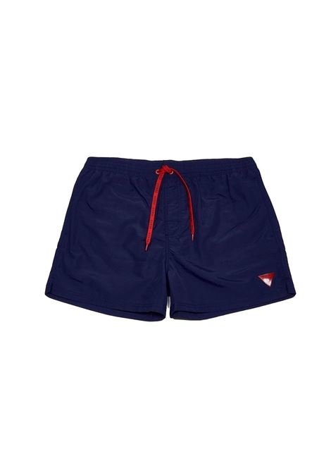 WOVEN MEDIUM GUESS   Trousers   F02T00TEL27G77G