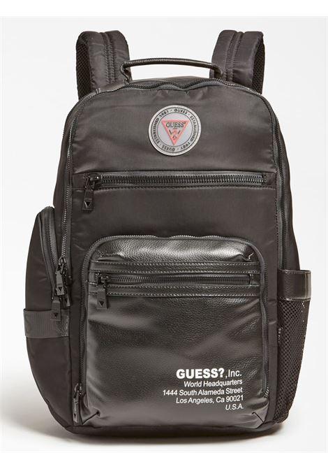 MASSA SMART MLTIFNCT GUESS | Bag | HMMSM1P1109BLA