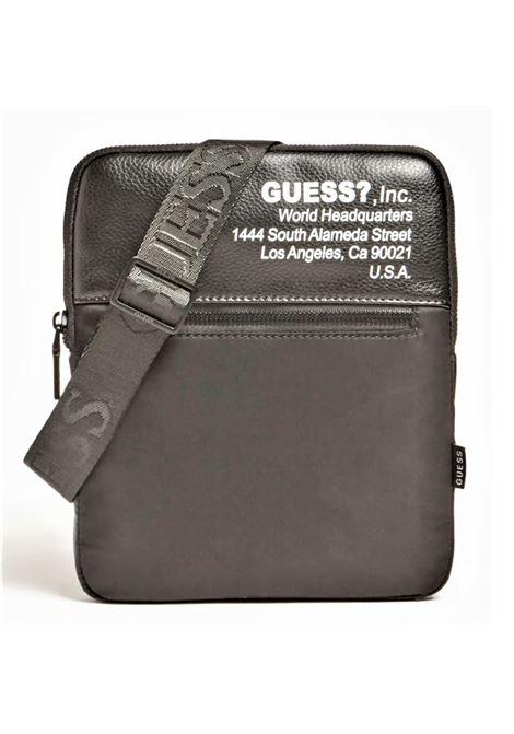 MASSA SMART CROSSBODY GUESS | Bag | HMMSM1P1123BLA