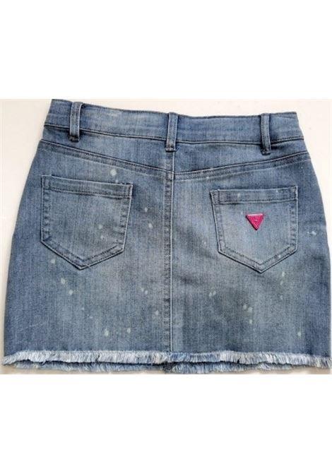 DENIM SKIRT GUESS | Skirt | J1GD14D4CA0TOBW