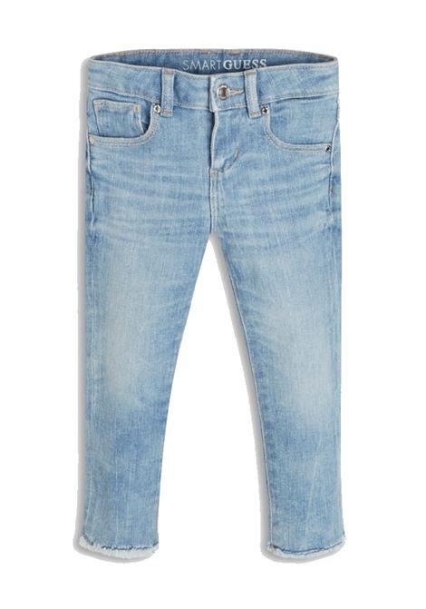 DENIM SKINNY PANTS GUESS | Jeans | K1RA06D46A0WILL2