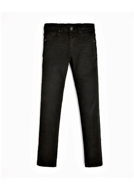 SET SS BULL DENIM SKINNY GUESS | Trousers | L0YB08WCTF0JBLK